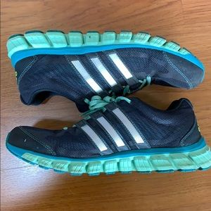 adidas Shoes - Used green adidas